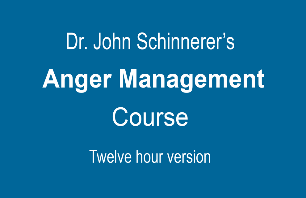 Adult anger management class in fresno